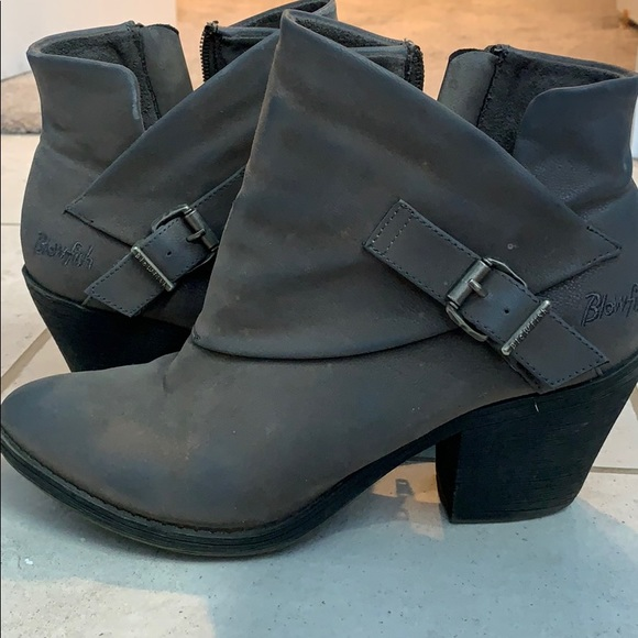 Blowfish Shoes - Ankle Booties